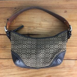 Coach Siganture Soho Hobo Bag- N0 A3K-6351